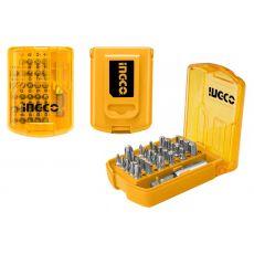 Набор сменных насадок для отверток 30 шт, AKSD08301