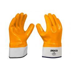 Нитриловые перчатки, HGVN01