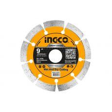 Сухой алмазный диск 230 мм, DMD012302M