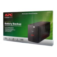 ИБП, UPS AVR Technology BX650LI-MS, 650 ВА, черный