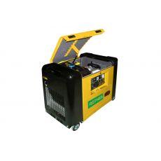 Дизельный генератор в шумозащитном кожухе RTRROTHER RTR8500DESA, 6 kW
