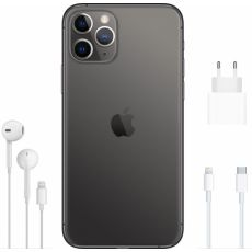 Смартфон Apple iPhone 11 Pro 512GB, 2 SIM, серый космос