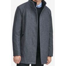 Пальто Andrew Marc, темно-серый