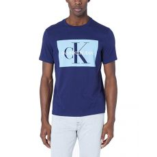 Футболка Calvin Klein, темно-синий