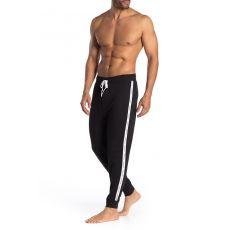 Спортивные штаны Calvin Klein, сиёҳ