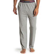 Пижамные штаны Lacoste, серый