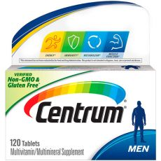 Мультивитамин CENTRUM MEN, 120 таблеток