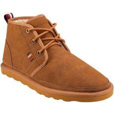 Ботинки Tommy Hilfiger, коричневый