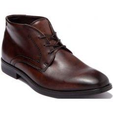 Ботинки ECCO Melbourne, темно-коричневый