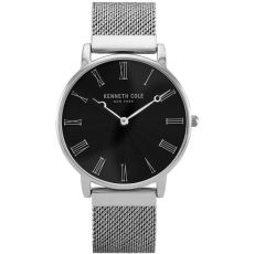 Kenneth Cole New York Men's Classic Mesh Strap Watch, 41mm