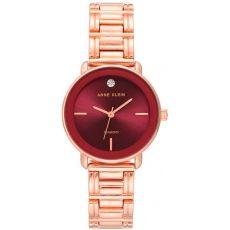 Женские часы Энн Кляйн (Anne Klein) бриллиантовый браслет циферблат, 32 мм