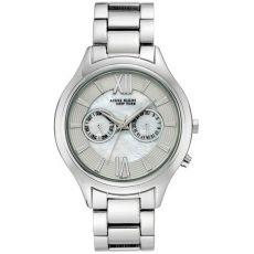 Женские часы Энн Кляйн (Anne Klein) серебристо-тон швейцарский механизм, 40 мм