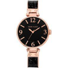 Женские часы Энн Кляйн (Anne Klein) аналоговые кварцевые, 34 мм
