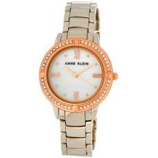 Женские часы Энн Кляйн (Anne Klein) украшенный серебром