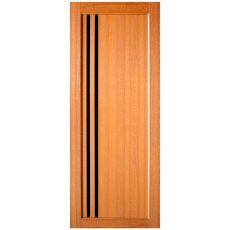 Межкомнатная дверь Линия, золотой дуб