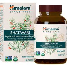 Himalaya Шатавари, лечение репродуктивной системы, 60 таблеток