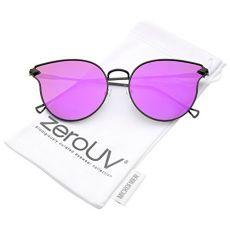Солнцезащитные очки «кошачий глаз» Purple