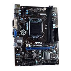 Материнская плата msi H81M-P33, LGA 1150