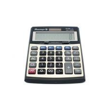Калькулятор настольный  Flamingo CD-2592 черно-белый