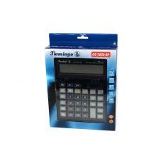 Калькулятор настольный Flamingo CD-3550-RP черный