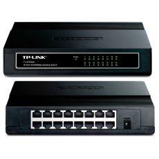 Tp-Link TL-SF1016D коммутатор 16 порт, черный