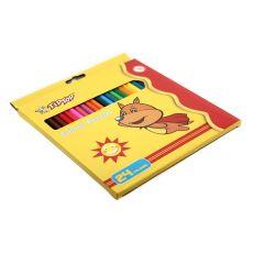 Набор цветных карандашей TipTop 24 цветов