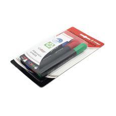 Набор перманентных маркеров TipTop FL 605, 4 шт