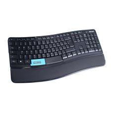 Клавиатура беспроводная Microsoft 1431/1423 Sculpt Comfort, черный
