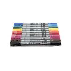 Фломастеры цветные Felt-Tip Pens 10 шт