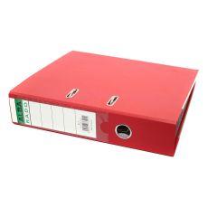 Папка-регистратор с арочным механизмом ALBA RADO формат А4 цвет красный