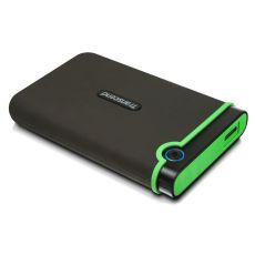 Внешний жесткий диск Transcend 1TB HDD, USB 3.0, черный