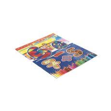 Раскраска для детей В-YK00016 10 листов