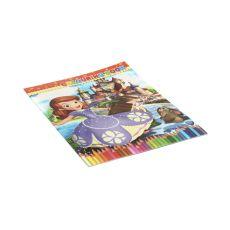 Раскраска для детей В-YK0001 10 листов