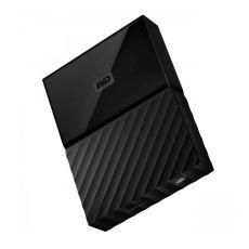 Внешний жесткий диск WD My passport 2TB HDD, USB 3.0, черный