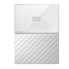 Внешний жесткий диск WD My passport 2TB HDD, USB 3.0, белый