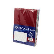 Блокноты А4 FIS 96 листов 5 шт