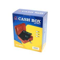 Сейф, Кешбокс Cash Box Libra MX-MB08 металлический цвет синий