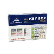 Органайзер для ключей Jielisi 8701 24 предметов