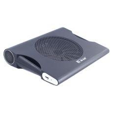 Охлаждающая подставка для нотбука I-NIX NCP-555, черный