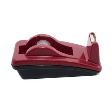 Держатель для скотчи, подставка TipTop 67811 красно-черная