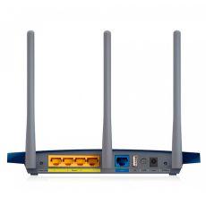 TP-Link TL-WR1043ND роутер, синий