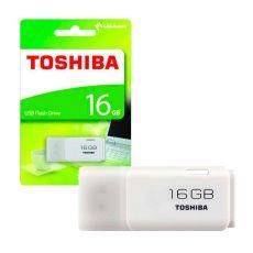 USB флешка Toshiba U202, 16GB, белый