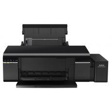 Принтер EPSON L805, цветной, струйный, WiFi