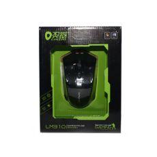 Мышь проводная LINZHI, LM 310, черный