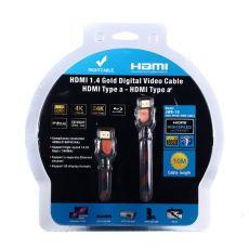 Цифровой видеокабель HDMI 1.4 с ETHERNET, 10 м