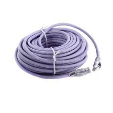 Сетевой кабель с коннектором, 15 м, серый