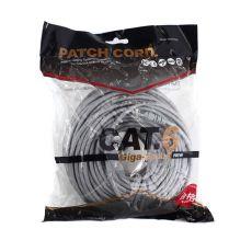 Сетевой кабель Cat6 Patch cord, cерый