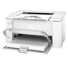 Принтер HP laserjet pro M102a, черно-белый, персональный, лазерный