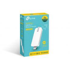 TP-Link TL-WA820RE, 300 Мбит/с, USB усилитель Wi-Fi сигнала, белый