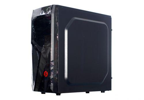 "Компьютерный комплект H81, Intel Core i3-4130, 4GB, 500GB, GPU 1GB, 550W, DVD, AOC 18.5"", клавиатура, мышь, колонки"